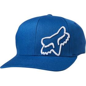 Fox Flex 45 Flexfit Cap Jugend blau